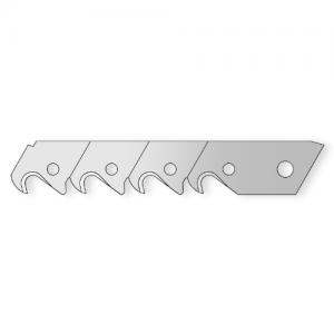 185 Snap-off blade hook mozart 10pcs 106.5x18.10.5mm