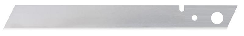 dubbelslippat brytblad med hål för att passa säkerhetskniv
