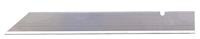 long cellular plastic knife blade