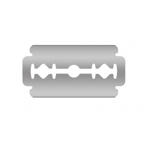 Razor blade with Gillette grip – 400pcs 43x22x0.10mm