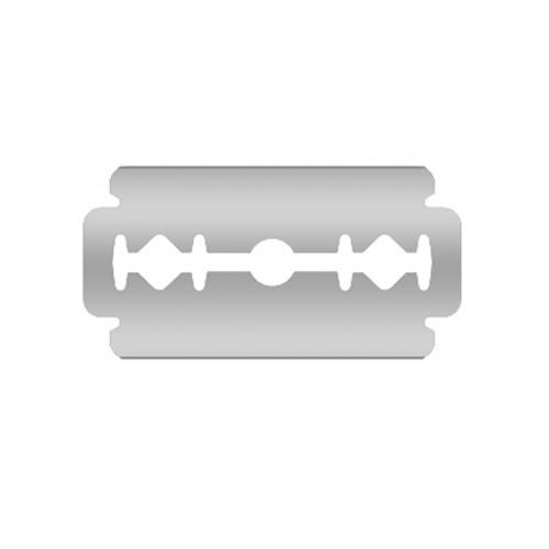 Razor blade with gilette grip Sollex