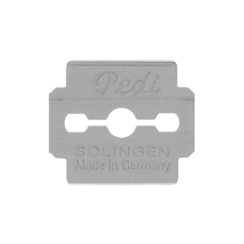 Razor blade for planer Pedi – 100pcs 25.5x22x0.13mm