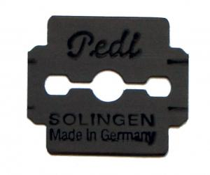 3Ped gillette grip Razor blade for planer Pedi