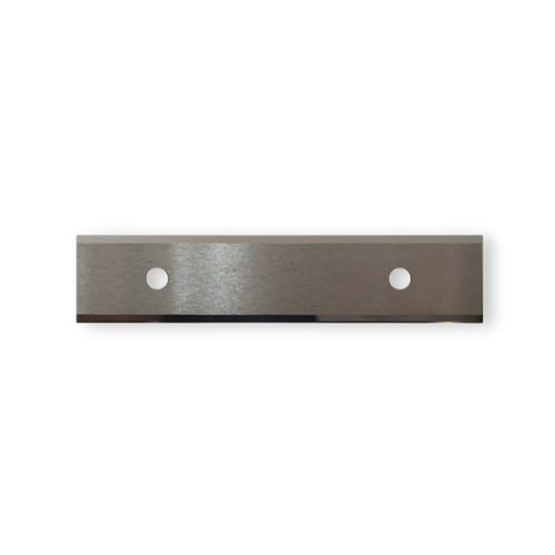 4-100-V 3-hole blade 0.4mm solid tungsten carbide 1pc 100x22x0.4mm
