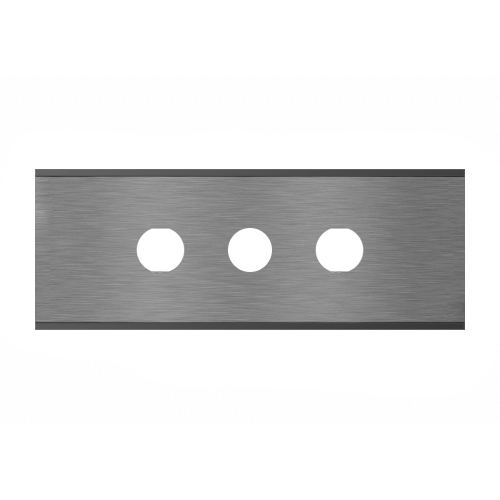 4-60-030-K 3-hole blade 60mm Ceramic 100pcs 60x22x0.30mm