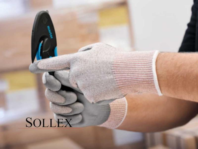 Martor knivar och rakblad - hitta/ beställ en ny katalog hos Sollex