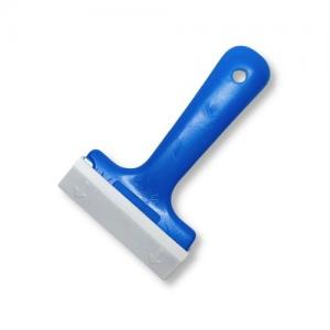 Scraper handy 80 mm blue Scraper 55 for paint and varnish