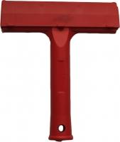 red scraper