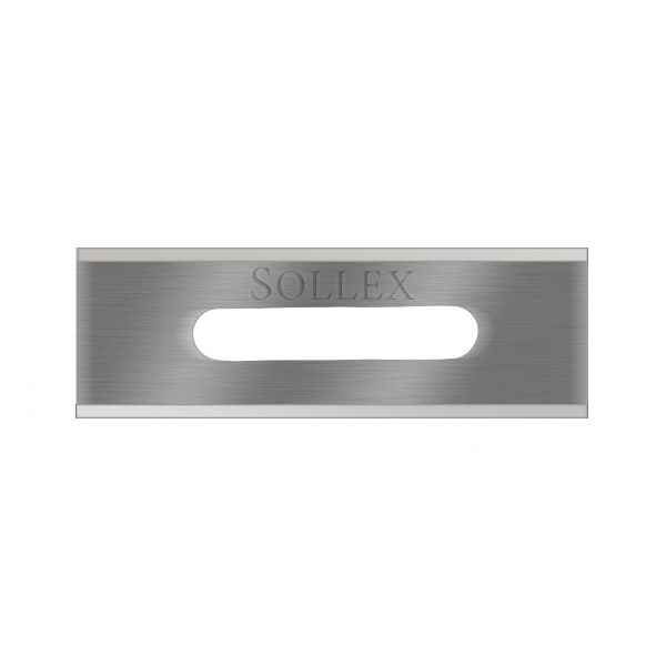Slitter blade solid tungsten carbide 10pcs 5V Sollex