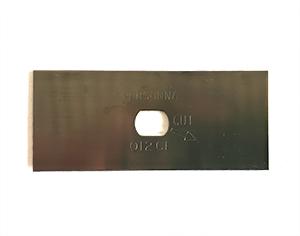 Blad slipat en sida 44x18x0,40mm