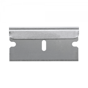 single-edge razor blade made of carbon steel make it highly durable and long life scraper window Sollex 62-5