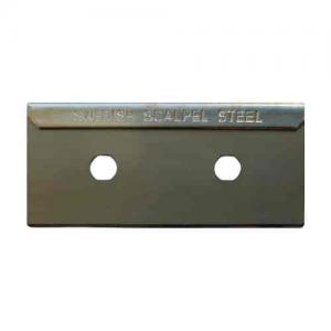 Reinforced single edge blade large 100pcs 62XL Sollex