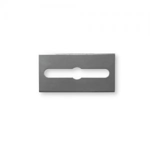 Hyvelblad PRO 5st 43x22x0.30mm - Sollex knivar och rakblad