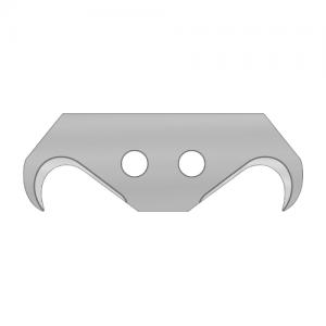 Hook blade Martor 98 10pcs 54x19x0.63 mm – allfit replacement hook blade