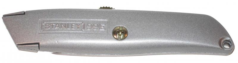 silver safety knife from Sollex