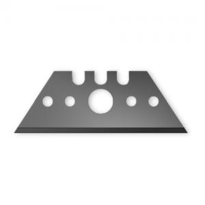 9H Knivblad kort centrumhål 10st 52x18.7x0.65mm