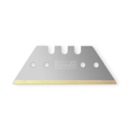 9PT Utility blade short straight pro titan (10pcs)