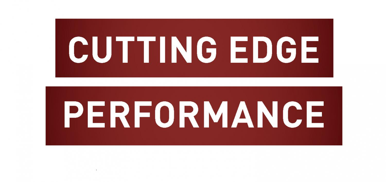 Slogan Sollex - Cutting Edge Performance