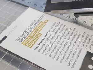 dmh artikel om yrkesblad skärs upp av sollex extra vassa brytblad