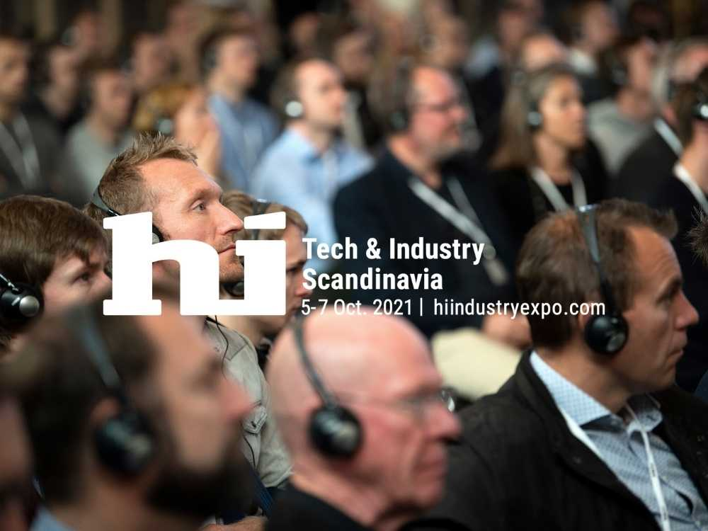 Träffa Sollex på industri och teknikmässan HI i Herning Danmark den 5-7 Oktober 2021