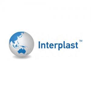 Logotyp av mässa Interplast