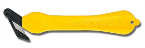 Double wall Klever excel safety knife for opening boxes