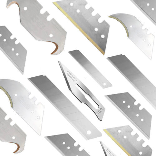 Category picture of blades from Sollex webpage