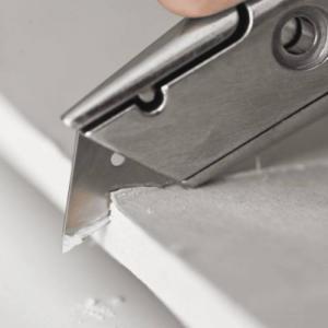 Sollex korta rakblad - Knivbladen är 50/52mm långa och passar de flesta knivar på marknaden