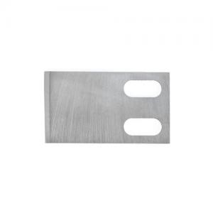 Die-face Cutting blade HSS-M2 60x34x0.75mm