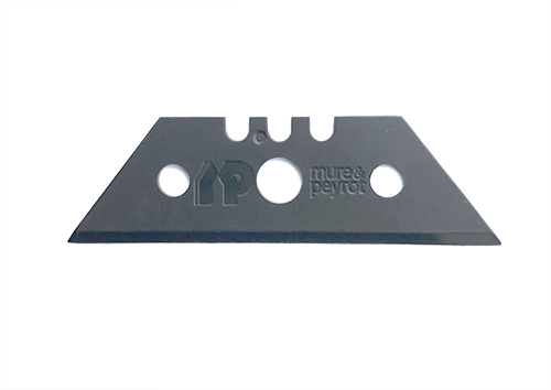 trapezoid blade