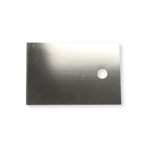 Pellet blade luxia L38 38x57x0,50mm for granulation of plastic - Buy Machine knives at Sollex