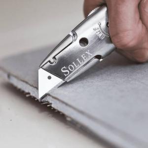 Sollex Långa knivblad -  Långa knivblad är 59mm långa och passar de flesta knivar på marknaden