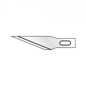 Martor 72 Graphic blade 10pcs 40x8.6x0.5mm