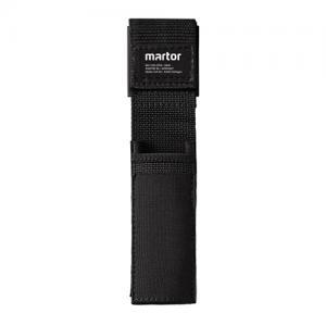 Bältehölster från Martor, säkerhetsknivar, pennknivar etc. Starkt material som ger plats för dina verktyg.