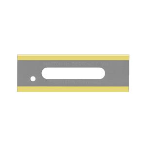 Slitter blade martor 869 titanium 10pcs Sollex