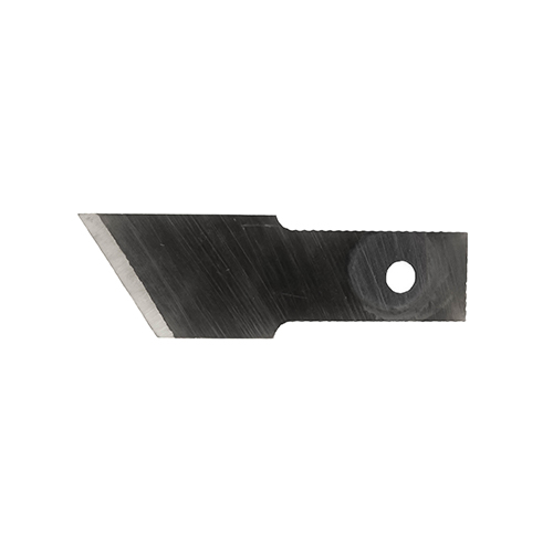 Machine cutting blade for industry. Sollex zero-friction coating protects the blade