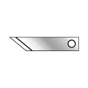 Martor 8784 Graphic blade 10pcs 29x5.7x0.63mm