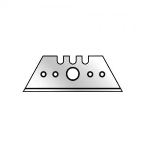 Martor 852 Trapezoid Blade TiN-coated 5pcs 53x19x0.63mm