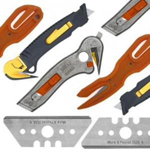 Mure & Peyrot's safety knives - Sollex