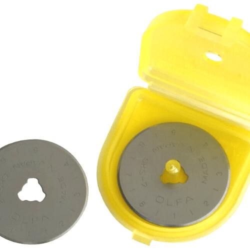Rotary cutter blades Olfa Øe28mm 5pcs pack - Sollex