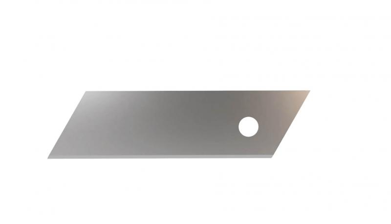 snap-off lade without segments in carbon steel