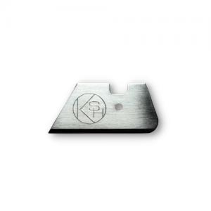 P888 Trapezoidal Blade Carbon steel 10pcs 41x19x0.6mm