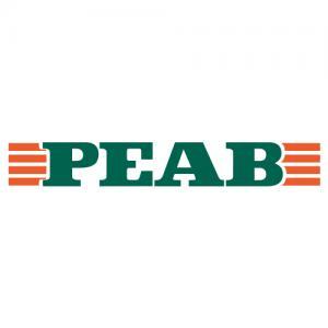 Logotyp av PEAB