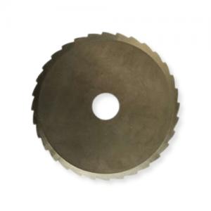 Serrated circular knife Øe170mm 1pc Sollex - toothed circular knife blade