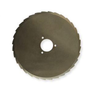 Serrated circular knife Øe200mm 1pc Sollex - toothed circular knife blade
