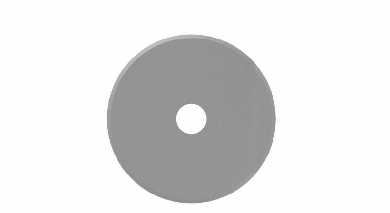 verktygsstål baserad cirkulärkniv