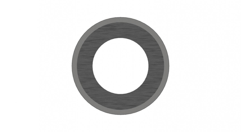 tool steel based circle knife