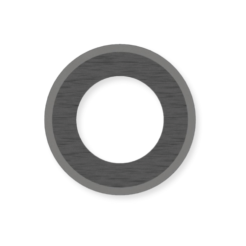 Circular knife Øe70mm 1pc R70 in extreme tooling steel SOllex