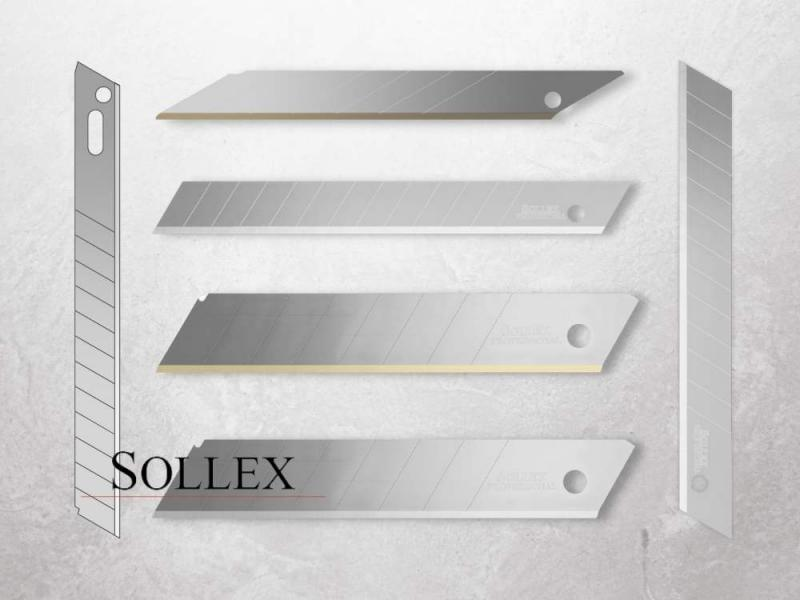Sollex tipsar - Vilka brytblad som passar att skära i papper och kolfiber på det bästa sätt