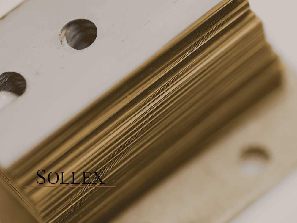 Kolstål knivar och blad - köpa Sollex